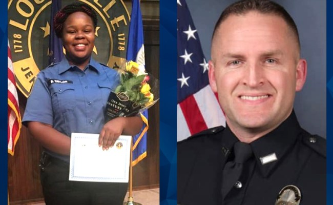 Breonna Taylor Officer Involved In Emt S Shooting Death