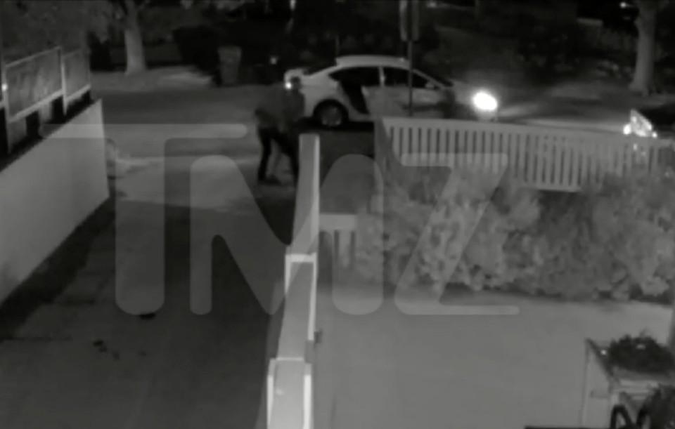 WATCH: 'Give it up': Shocking video footage shows Lady Gaga dogwalker ambushed by gunmen [VIDEO]