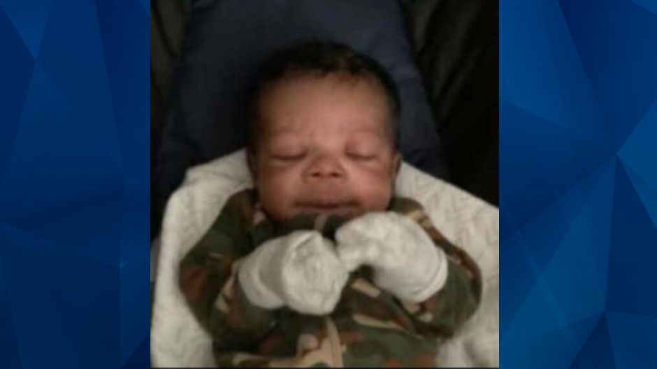 Foul play suspected in 2-month-old's disappearance as cops search landfill, mom deemed person of interest