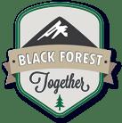 Black Forest Together Logo