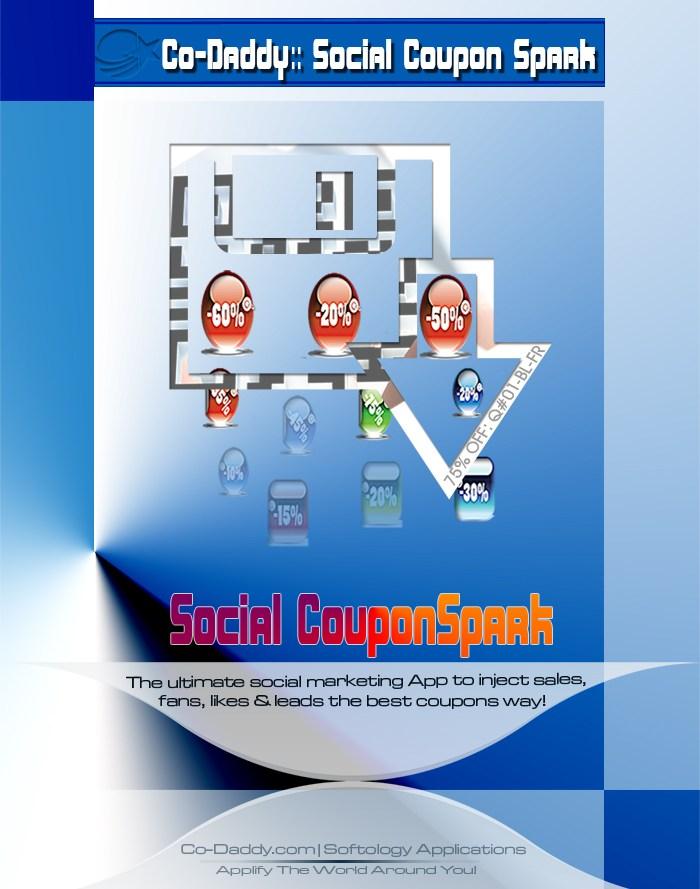 Co-Daddy|Social Coupon Spark