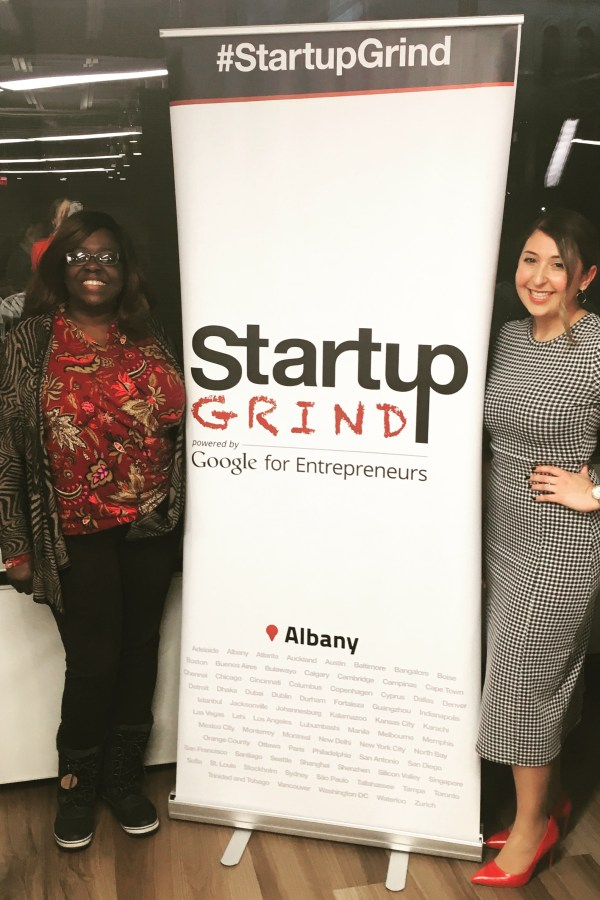 co-mads featured on Google's Startup Grind