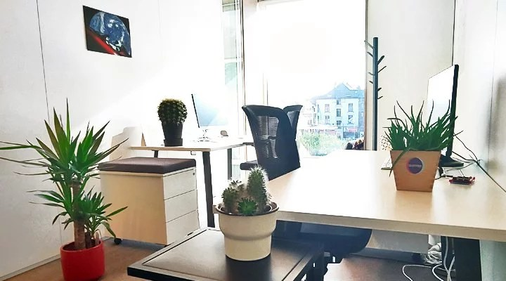 Co.Station Office | A fix office in Brussels, Gent, Charleroi and Antwerp