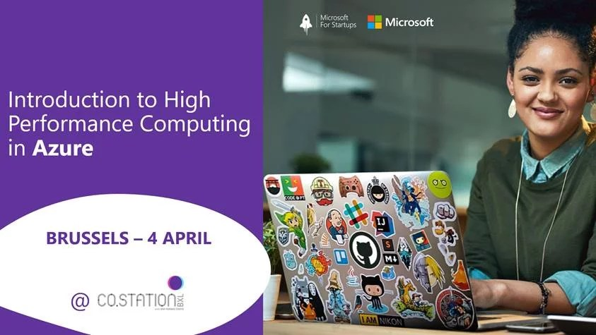 Co.Station Events | High-Performance Computing in Azure by Microsoft