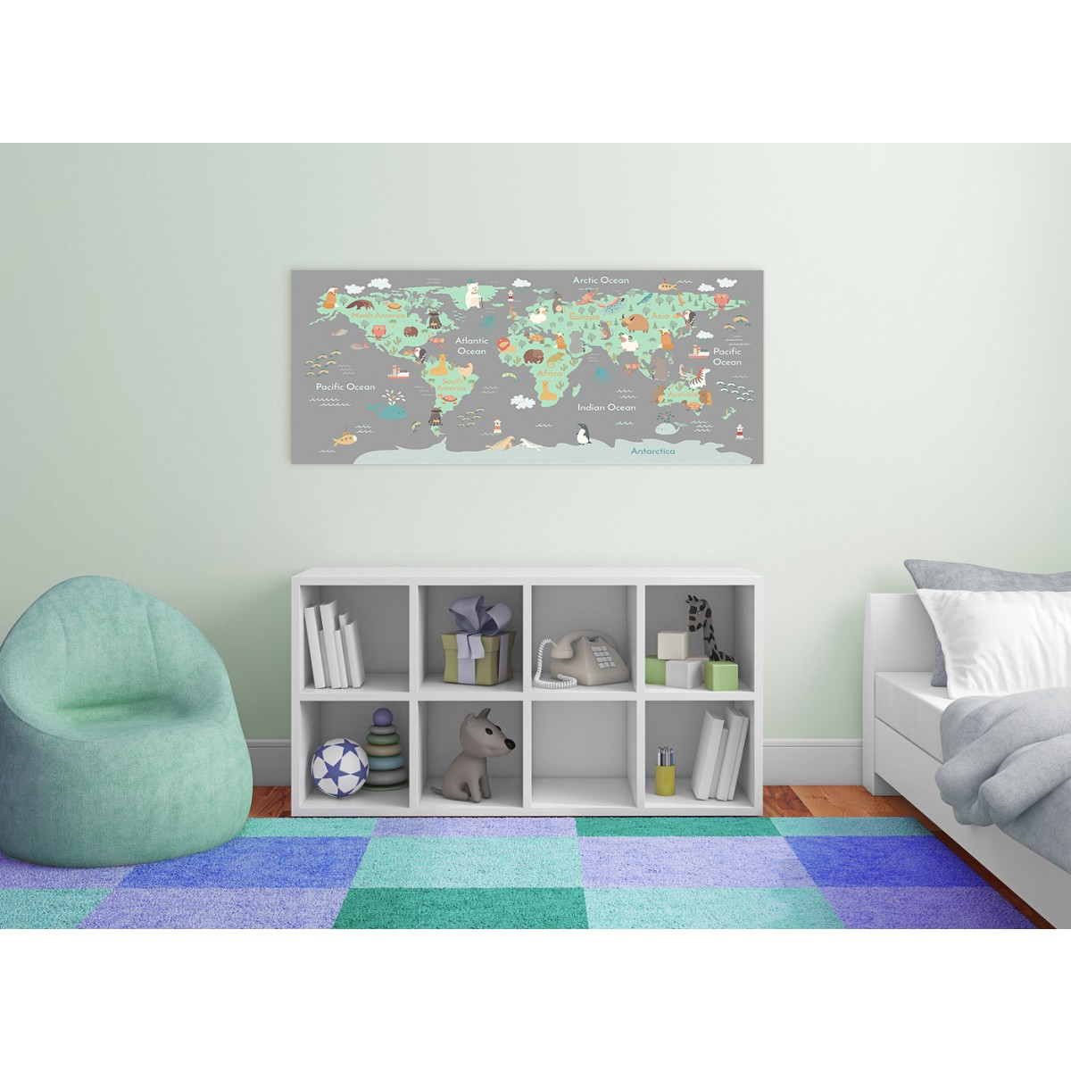 100 cm wide sofa bed set cleaning in bangalore animal map of world atlas canvas art for childrens bedroom ...