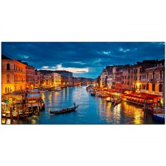 Red Teal Yellow Living Room Modern Armchairs For Cheap Canvas Prints Of Venice Italy Your