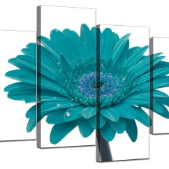 Sofa On Amazon Cheap Sectional Sofas Hamilton Ontario Canvas Wall Art Of A Flower In Teal For Your Living Room