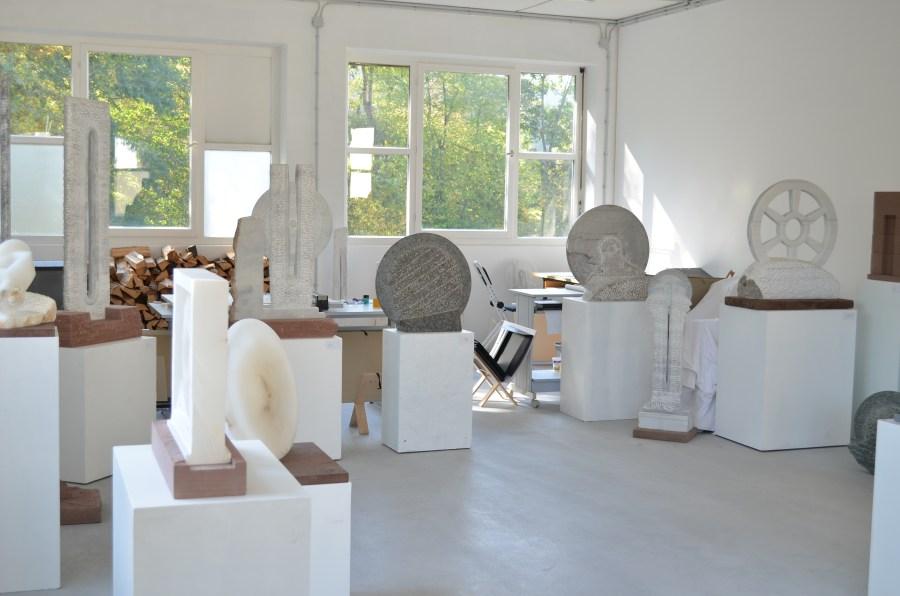 Atelier in Irslenbach 5, Jens Hogh-Binder