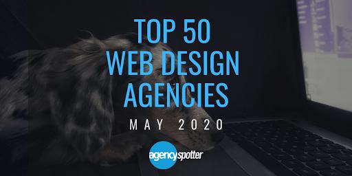 top 50 web design agencies