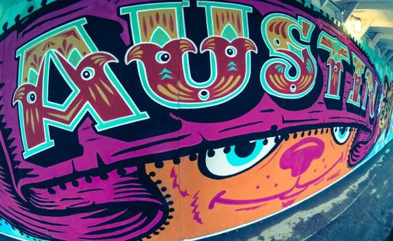 Austin street art. Photo by Nan Palmero https://www.flickr.com/photos/nanpalmero