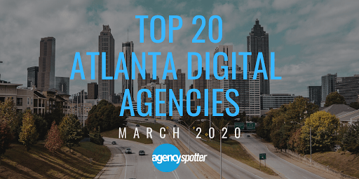 top 20 atlanta digital agencies