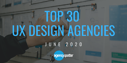 top 30 ux design agencies