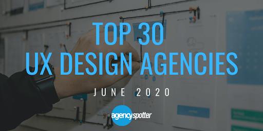 top 30 ux design agencies
