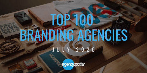 top 100 branding agencies report