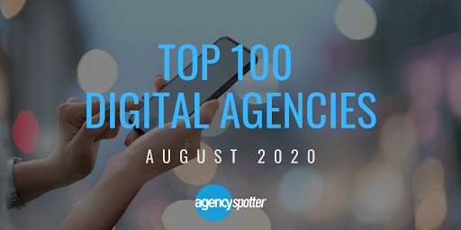 top 100 digital agencies