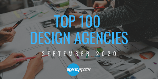 top 100 design agencies report