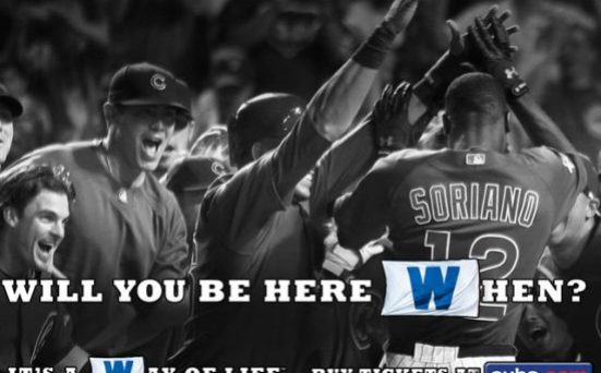 Example of Chicago Sports Marketing