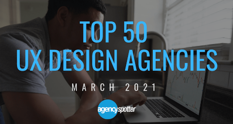 Top 50 UX Design Agencies