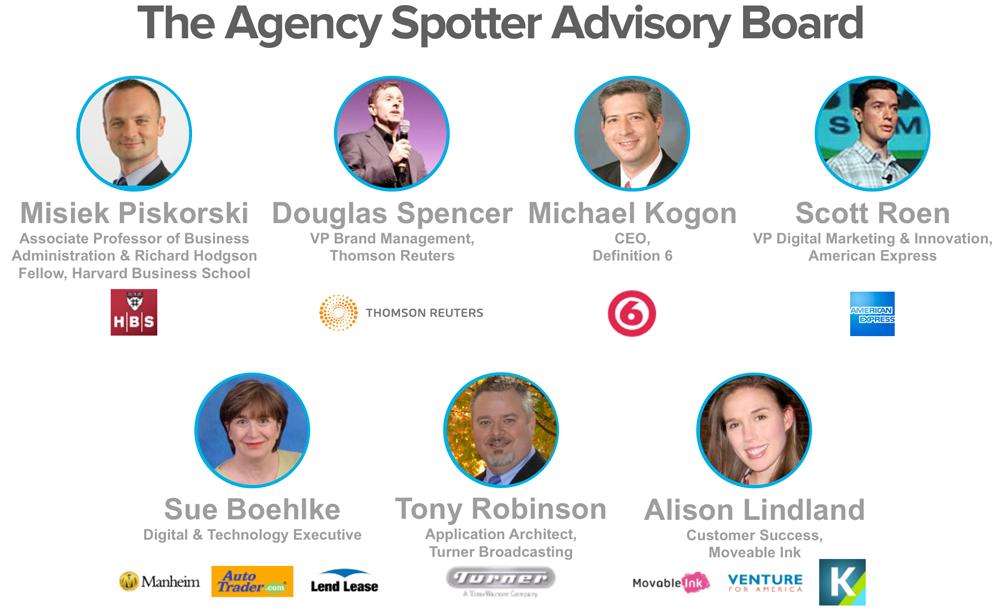 Agency Spotter Advisory Board 2013