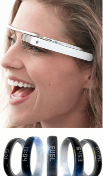 Google Glass and Nike