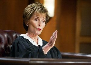 judge judy RFP