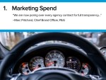 Marketing Spend Trends Report 2018 Jan