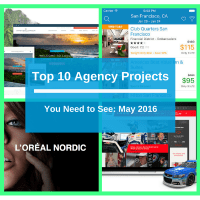 Top 10 Marketing Projects You Need To See: May 2016
