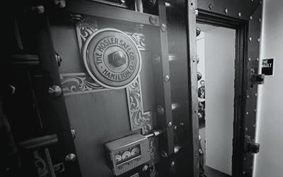 The vault at Portland e-commerce agency Copious
