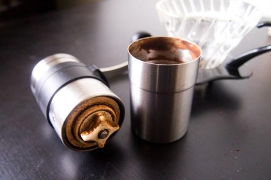 Porlex Mini Mill Best Traveler Burr Coffee Grinder