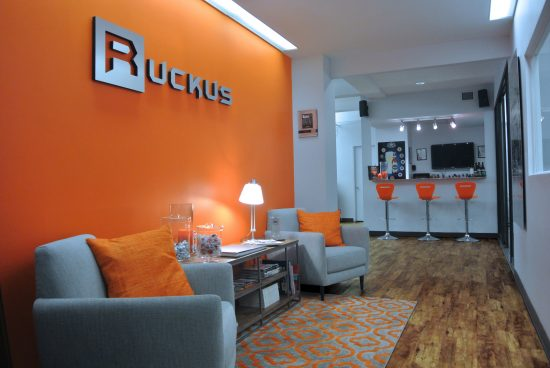 Ruckus Entrance