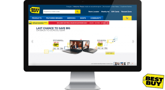 E-commerce agency SMITH revamps Best Buy