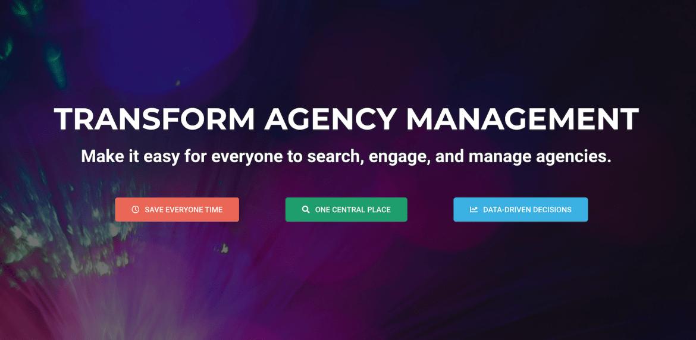 SpotSource.com Agency Management Platform