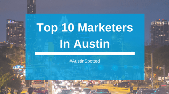 Top 10 Marketers