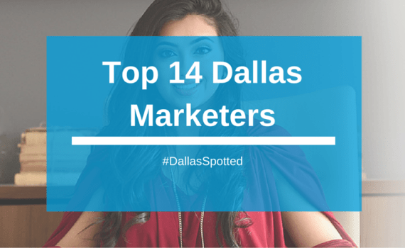 Top Dallas Marketers