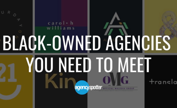 Black-owned agencies
