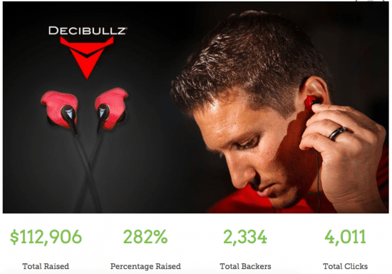 command partners project with decibullz
