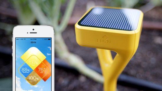 fuseproject edyn garden sensor
