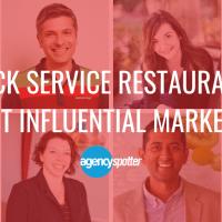 Quick-Service Restaurants' Most Influential Marketing Leaders