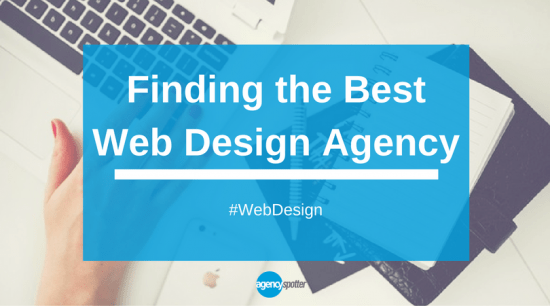 finding the best web design agency