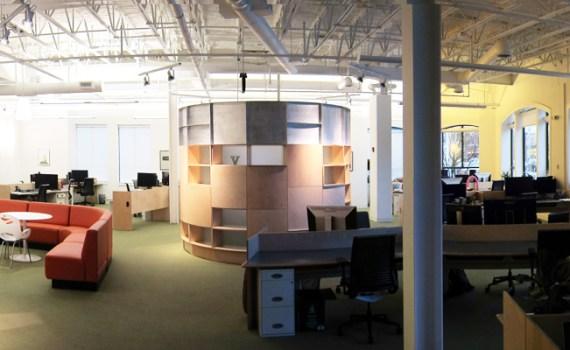 Inside the Velir office
