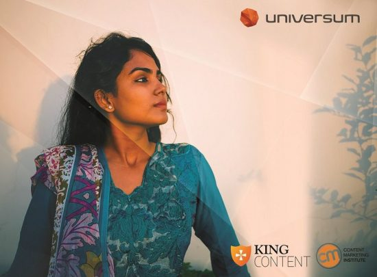 king content content marketing with universum