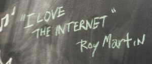 Chalkboard wisdom at Portland digital strategy agency ModOp