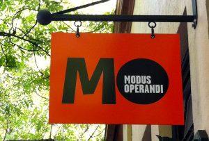 Portland digital strategy agency ModOp's logo