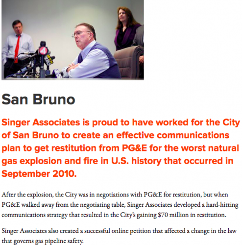 singer associates san bruno article