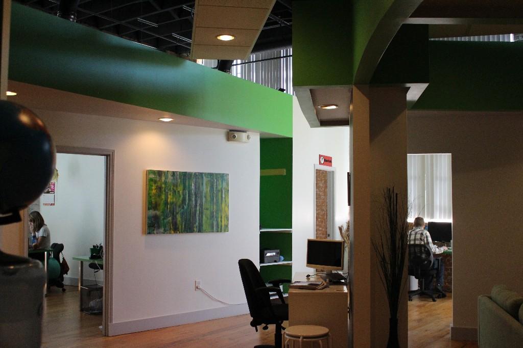 Vert's Atlanta office