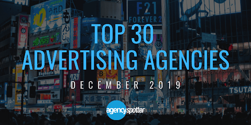 top 30 advertising agencies