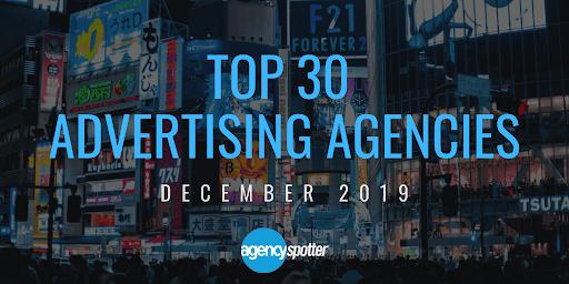 top 30 advertising agencies