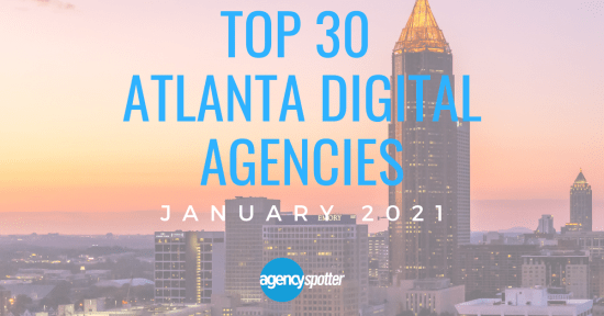 Top 30 atlanta digital agencies