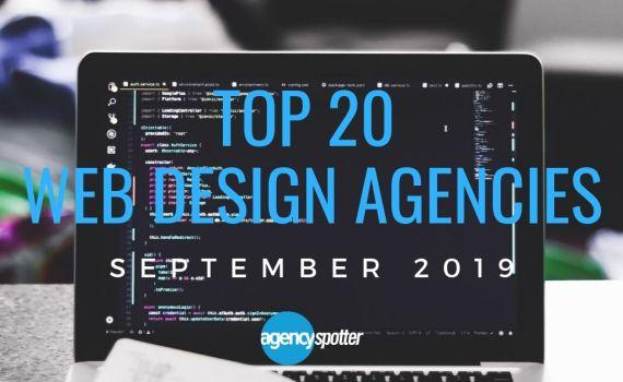 top web design report