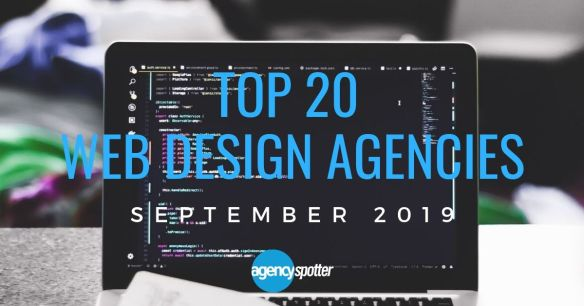 Agency Spotter Announces The Top 20 Web Design Agencies Report